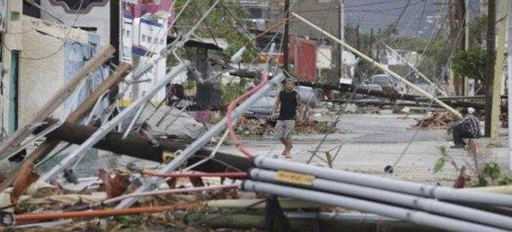 daños a construcciones en caso de huracanes