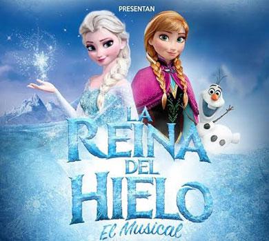 """Presentarán """"Frozen, el Musical"""""""