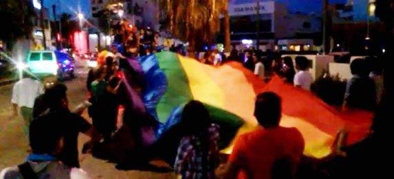 Colectivo de la  Diversidad Sexual Los Cabos.