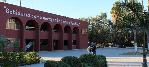 uabcs campus La Paz