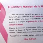 """""""Vía Recreativa Pink Color"""""""