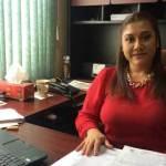 Teresa Verduzco, secretaria general del Sindicato de Burócratas Sección Los Cabos