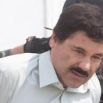 """Chapo"""" Guzmán."""