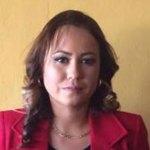 La directora del Instituto Municipal de la Mujer,. Klaire Higuera