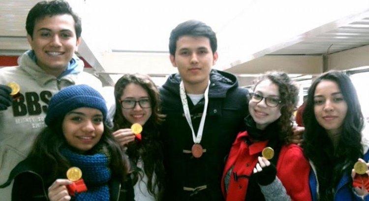 BCS, bronce en la XXV Olimpiada Nacional de Biología