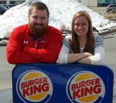 Se casarán el Sr. Burger y la Sra. King