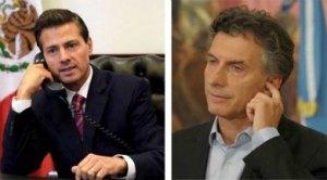 ¿EPN o Macri?