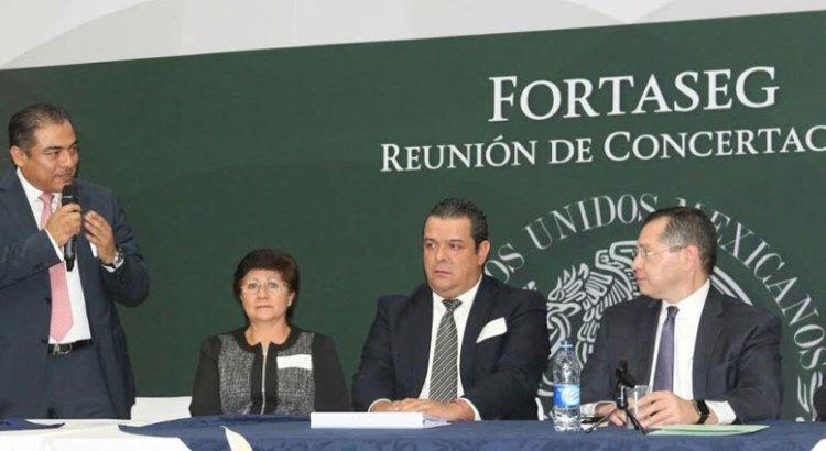 Obtiene Alcalde 15 mdp para fortalecimiento de Seguridad Pública