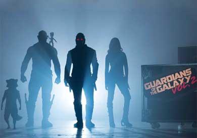 Preparan Guardianes de la Galaxia 2