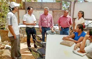 Abre IEEA nuevo centro de estudio en la colonia Las Palmas