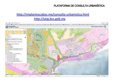 A disposición la plataforma de consulta del IMPLAN