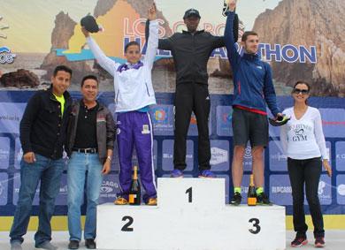 Exitoso Medio Maratón Los Cabos 2016