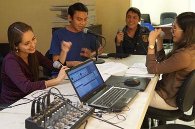 """Inicia el programa de radio """"624 Al Aire"""""""