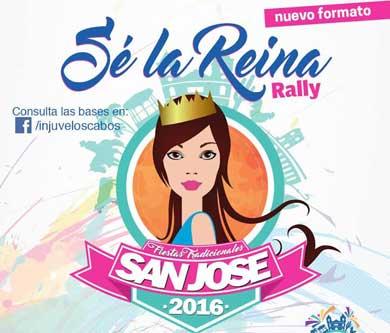 """Sé la Reina Rally"""