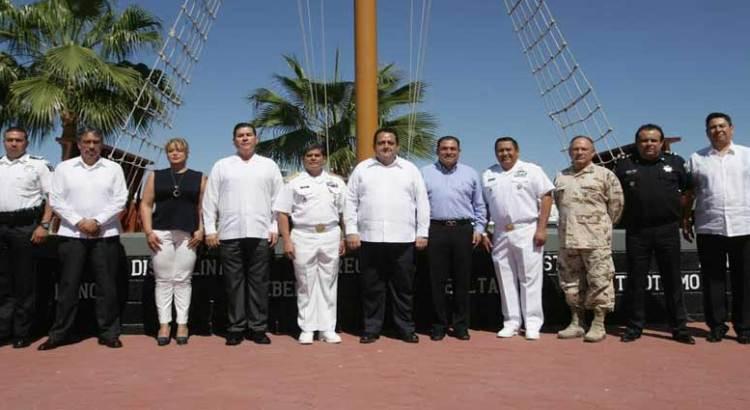 Se reunió el Grupo de Coordinación en Los Cabos