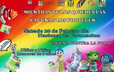 Arrancó la Primera Semana Nacional de Vacunación 2016