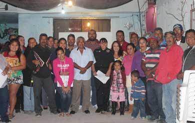 Cuenta Los Cabos con 180 Comités de Vigilantes Vecinales