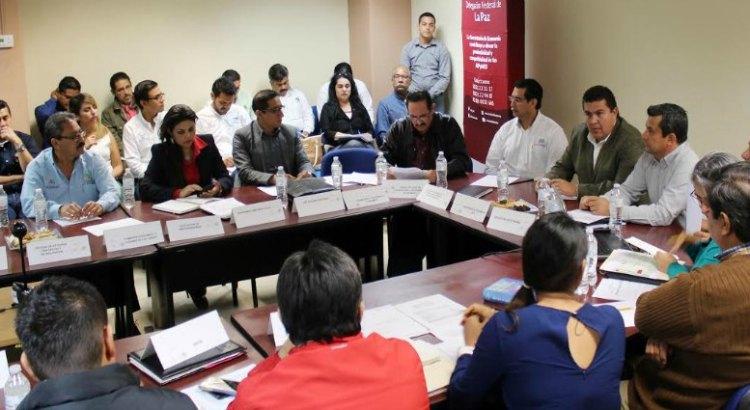 Sesiona Consejo Estatal de la Red de Apoyo al Emprendedor