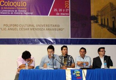 Coloquio de Historia en la UABCS
