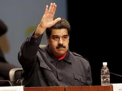 Inicia oposición venezolana campaña para echar a Nicolás Maduro
