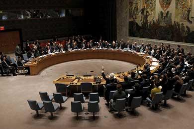 """""""Ahorca"""" Consejo de Seguridad a Norcorea"""