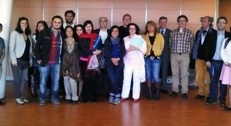 La UABCS presente en la Semana Árabe
