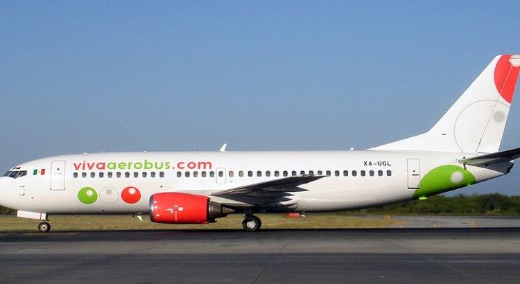 Reanudó Viva Aerobus su ruta La Paz – Monterrey