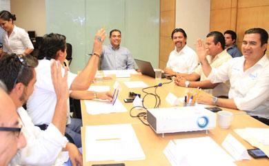 Segunda Sesión Ordinaria de la Junta de Gobierno del IMPLAN