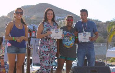 Reconocen surfistas apoyo del Gobierno Municipal