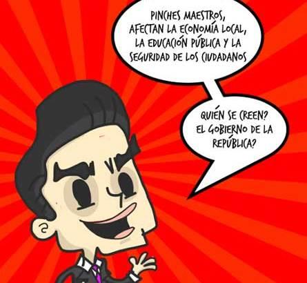 El humor de Ricardo