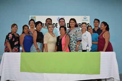 Clausuran actividades los Centros de Desarrollo