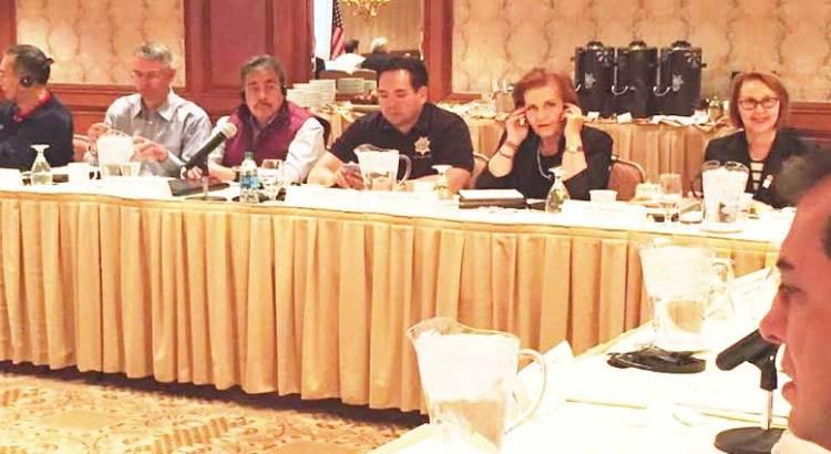 Participa Erasmo Palemón Alamilla en reunión binacional de Procuradores y Fiscales Generales