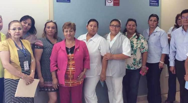 Denuncian enfermeras maltratos en la clínica del ISSSTE de La Paz