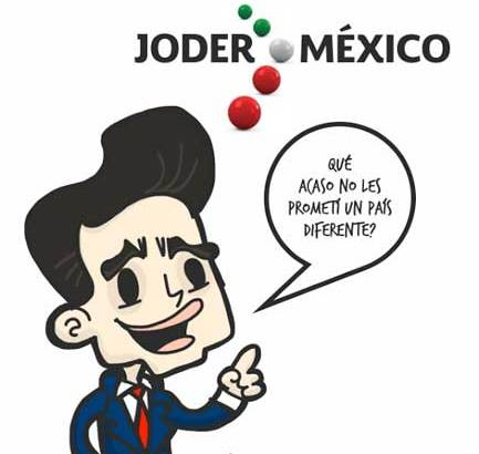 Joder a México
