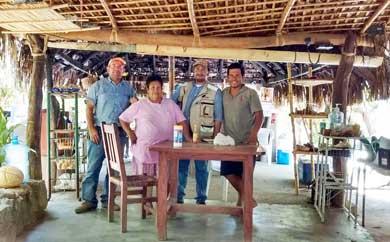 Realiza Gobierno Municipal recorrido por rancherías