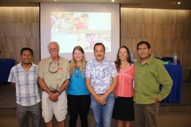 Estudian en la UABCS aspectos nutricionales en comunidades de rodolitos