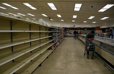 Asumen fuerzas armadas venezolanas control de alimentos y medicinas