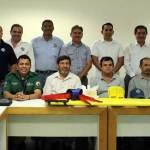 Comité de Protección Civil Universitario.