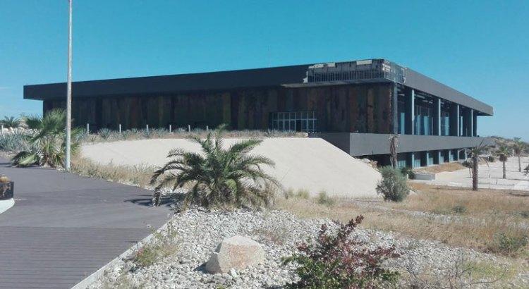 Arrancan trabajos de reparación del Centro Internacional de Convenciones