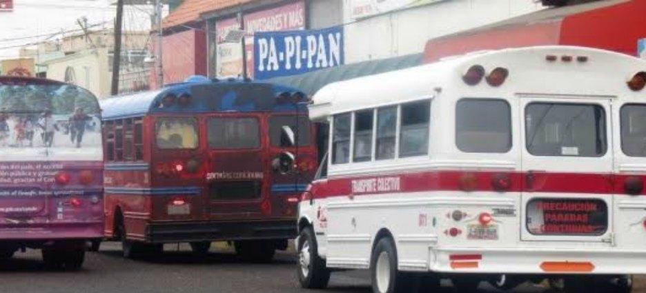 El Cabildo dice No a petición de aumento a las tarifas del transporte público