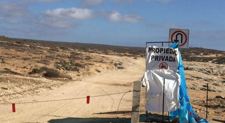 Decreta el gobierno federal libre acceso a  las playas