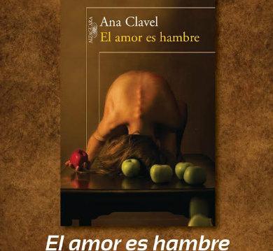 """""""El amor es hambre"""""""
