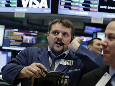 Cierra a la baja la Bolsa de Nueva York