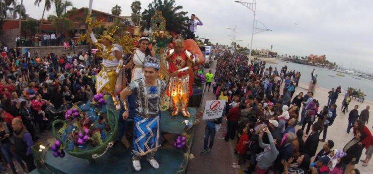 Cancelado el carnaval La Paz 2022
