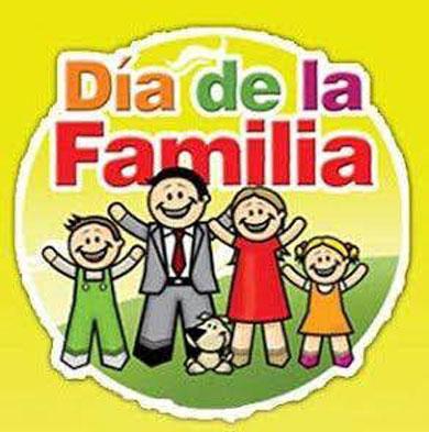 Celebrarán el Día Nacional de la Familia