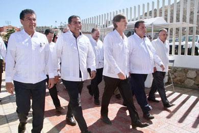 Visita Los Cabos el Secretario de Turismo