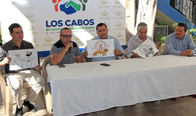 Presentan  logotipo ganador de las Fiestas SJC 2017