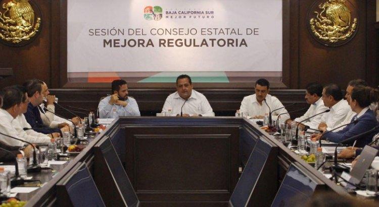Instalan Consejo Estatal de Mejora Regulatoria