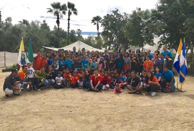 Impartieron taller ecológico a 90 niños de CSL y SJC