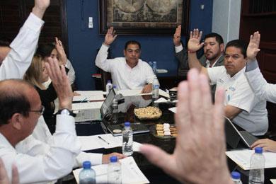Encabeza Alcalde instalación del Comité  de Ciudades Hermanas